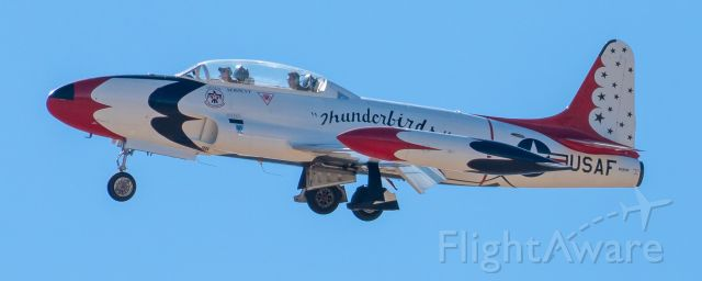 Lockheed T-33 Shooting Star (N33HW)