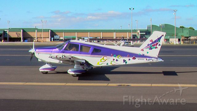Cessna Cardinal (N3444) - Interesting paint job.... Oldie but a goodie from 2009.