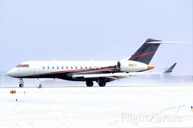 Bombardier Global Express (N92FX)