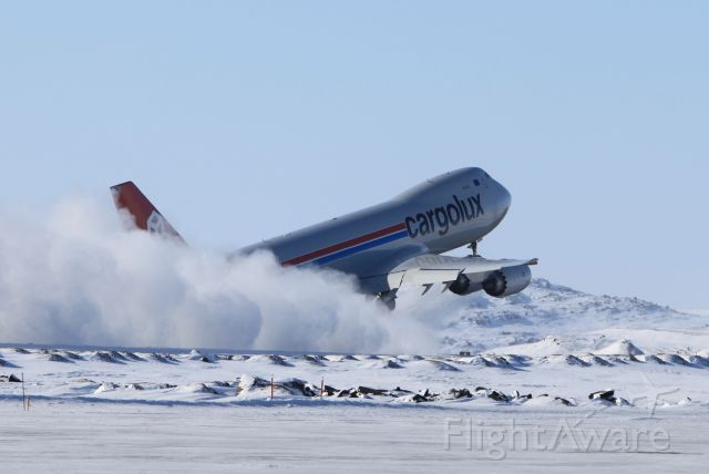 N5573S — - This is a expensive way to clean snow of the runway