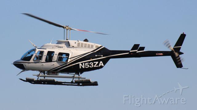 Bell JetRanger (N53ZA)