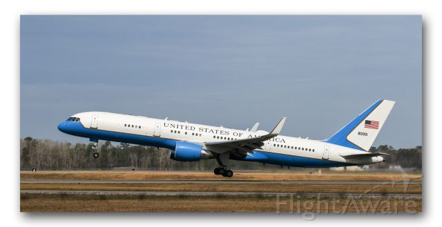98-0001 — - Boeing C-32 is a military passenger transportation version of the Boeing 757-200 as designated by the United States Air Force