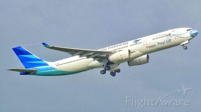 Airbus A330-300 (PK-GHC)