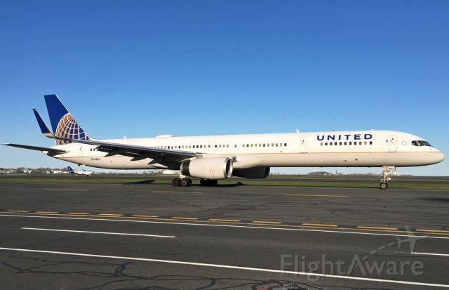 BOEING 757-300 (N74856) - Delivered to Continental 01/27/04 B757-300 winglets and Rolls Royce engines