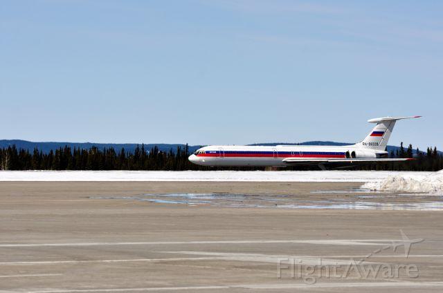 Ilyushin Il-62 (N86539)