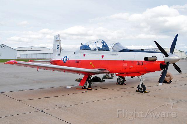 Raytheon Texan 2 (16-6013) - Boomer 13