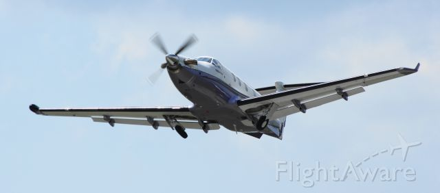 Pilatus PC-12 —