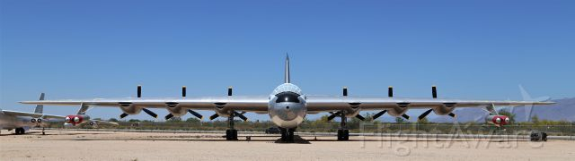 Unknown/Generic Undesignated (52-2827) - 27 Apr 19<br />Pima Air and Space Museum<br />CONVAIR B-36J PEACEMAKER