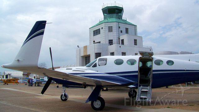 Cessna 421 (N421PR)