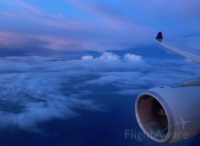 Airbus A330-300 — - Sunrise into Singapore after a red-eye from Ahmedabad!