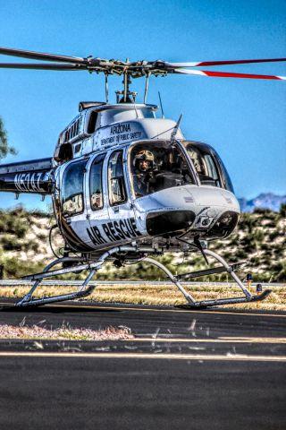 Bell 407 (N52AZ)