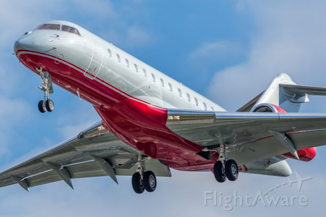 Bombardier Global Express (N770BC)