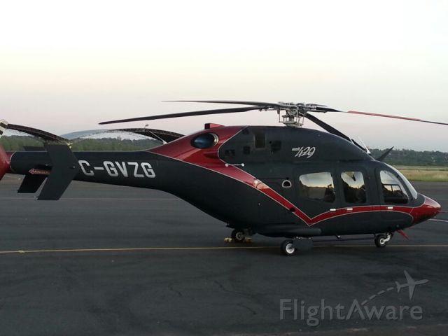 Bell 429 GlobalRanger (C-GVZG) - Bell in Asuncion Paraguay for a Demo flight