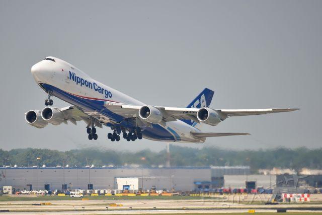 BOEING 747-8 (JA17KZ) - 07-06-20