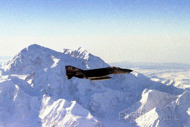 N68458 — - Hornet Squadron Phantom and Denali