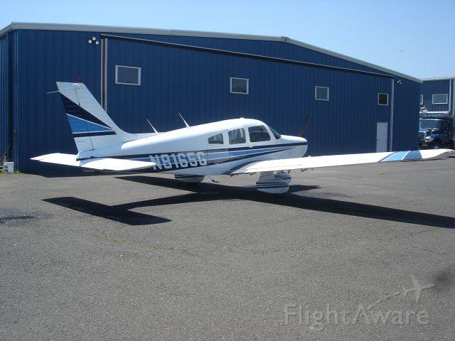 Piper Cherokee (N8165G) - Piper Warrior II