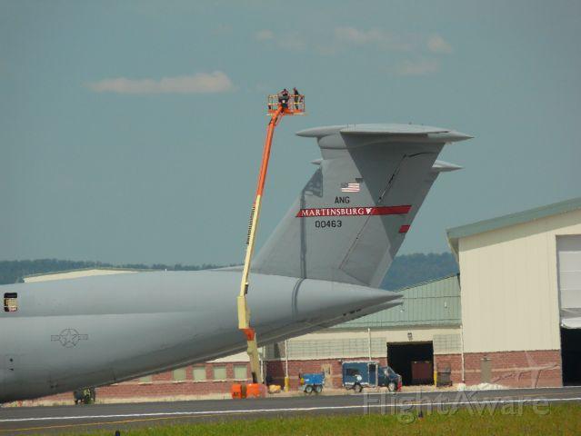 Lockheed C-5 Galaxy (N00463)