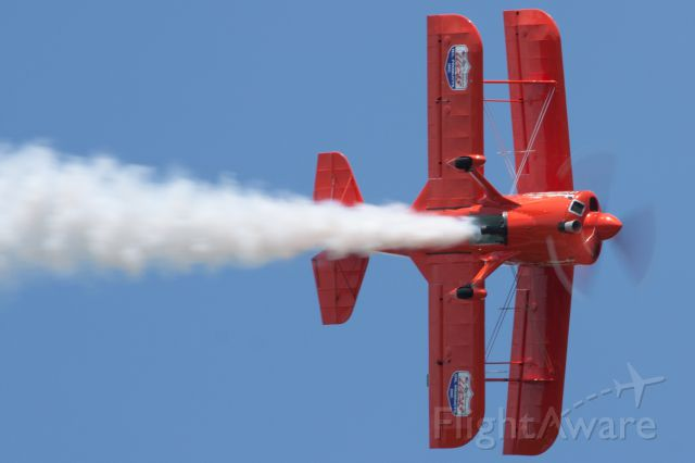 PITTS Special (S-1) (N5111B) - Mike Wiskus in the Lucas Oil Pitts S-1 at Westmoreland County Airshow 2019
