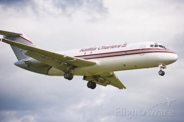 Douglas DC-9-10 (KFS915) - Arriving on 24 - 26.Apr.10