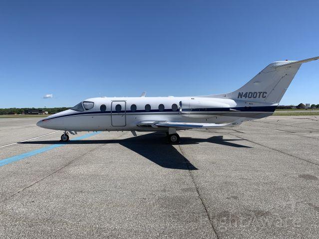 Beechcraft Beechjet (N400TC) - 25 JUN 2019.