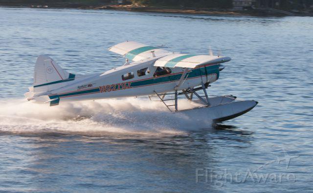 De Havilland Canada DHC-2 Mk1 Beaver (N9279Z) - Alaska, Ketchikan harbor.<br />Details: 1/200 s/f13.0/ISO 200<br />70-200 f2.8L IS @ 70.0 mm<br />Canon EOS 40D