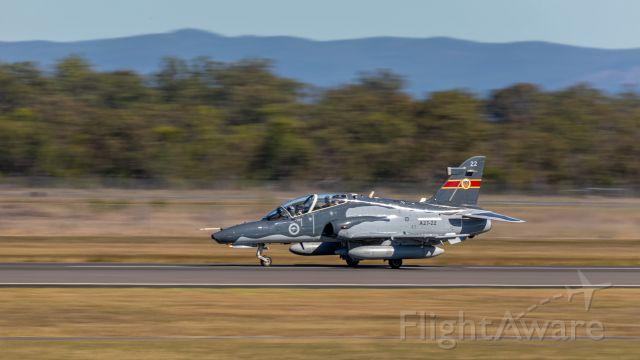 A2722 — - British Aerospace Hawk Mk127 Lead-in fighter