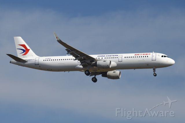Airbus A321 (B-8653) - 2018-10-26