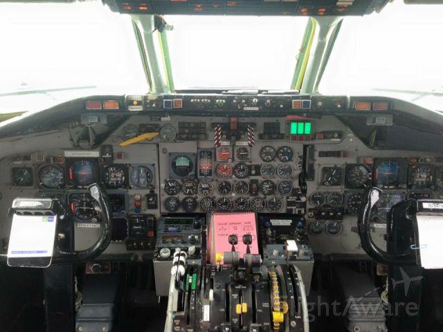 Douglas DC-9-10 (N784TW) - A true pilots cockpit.