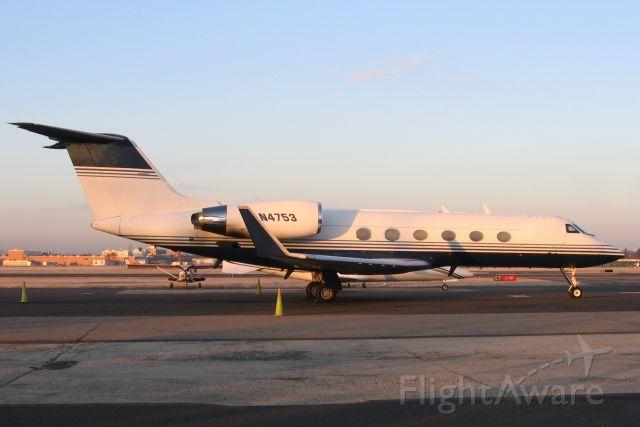 Gulfstream Aerospace Gulfstream IV (N4753)