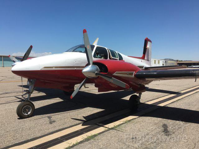 Beechcraft Twin Bonanza (N773AG)