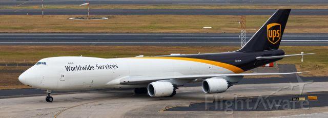BOEING 747-8 (N610UP)