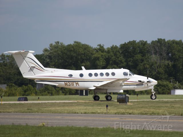Beechcraft Super King Air 200 (N31FM) - Oshkosh 2013!