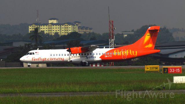 ATR ATR-72 (9M-FYI)