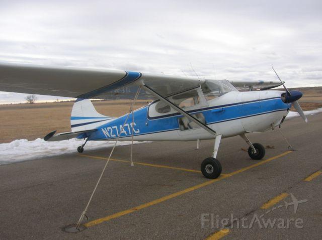 Cessna 170 —