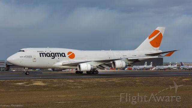 Boeing 747-200 (TF-AMP)