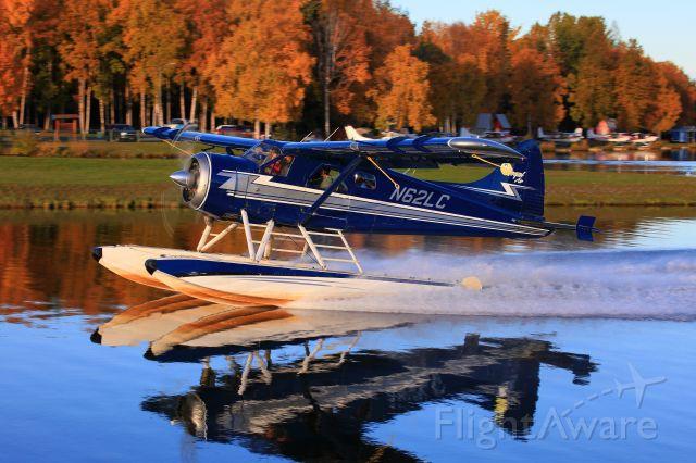 De Havilland Canada DHC-2 Mk1 Beaver (N62LC)