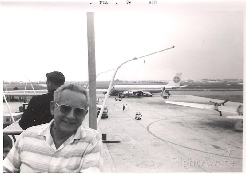 — — - KMIA circa 1959