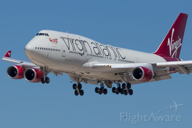 Boeing 747-400 (G-VBIG) - 30.04.2017