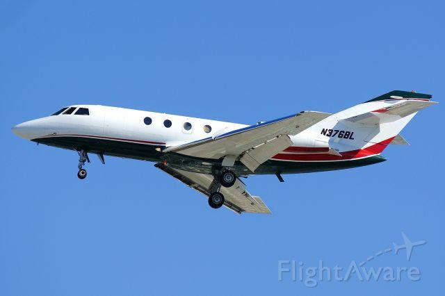 Dassault Falcon 20 (N376BL)