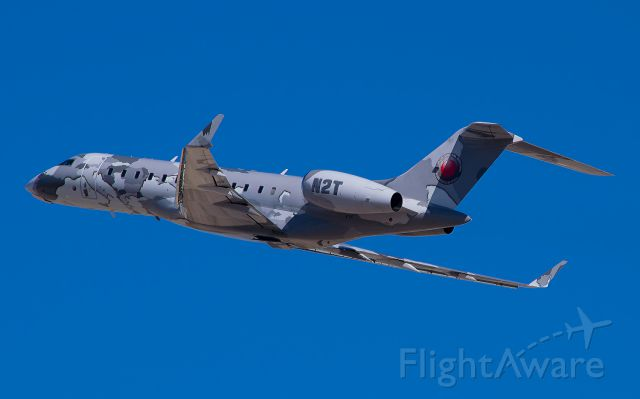 Bombardier Global Express (N2T) - This is the last photo I took of N2T. I