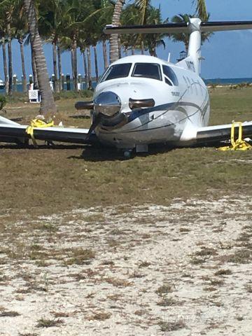 Pilatus PC-12 (N8TS)
