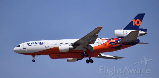 McDonnell Douglas DC-10 (N612AX) - New paint job for 2021.