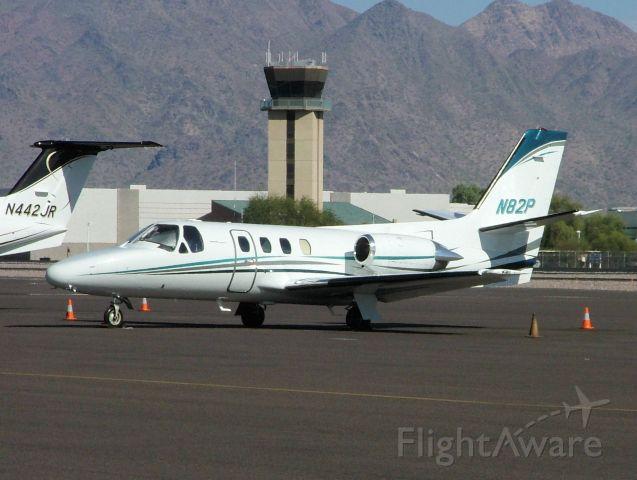 Cessna Citation 1SP (N82P)