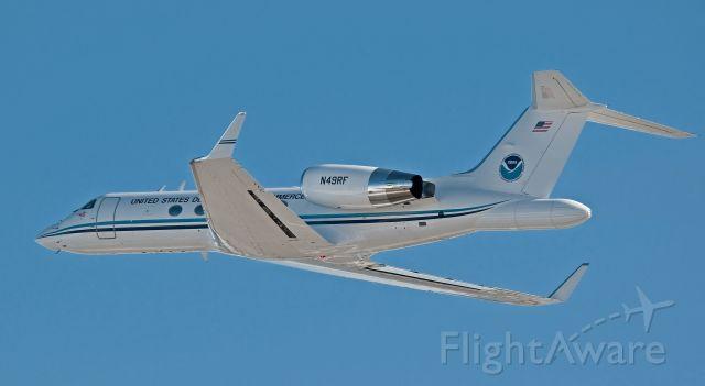 Gulfstream Aerospace Gulfstream IV (N49RF)