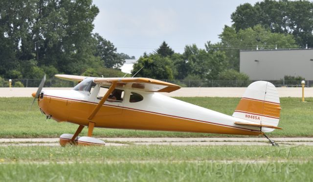 Cessna 120 (N9465A) - Airventure 2017