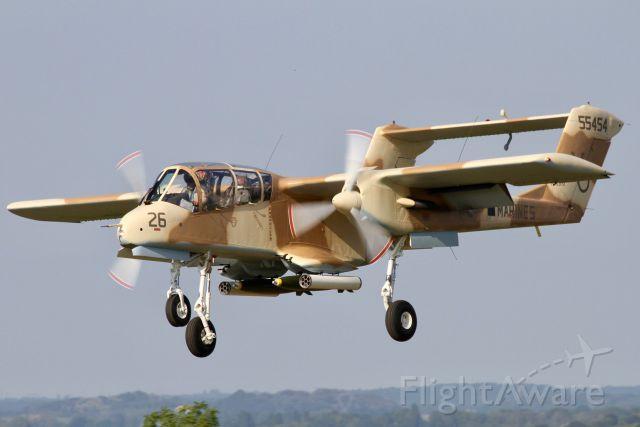 F-AZKM — - North American OV-10B