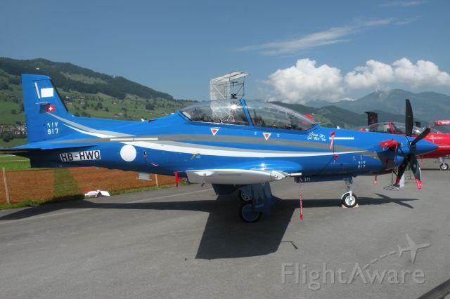 — — - Pilatus PC-21 (1 Agosto 2014 - PC-24 ROLLOUT)