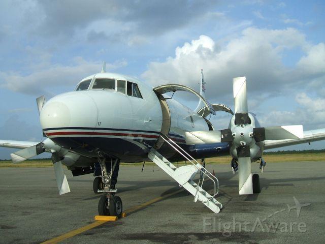 CONVAIR CV-580 (TSU171) - Convair 580