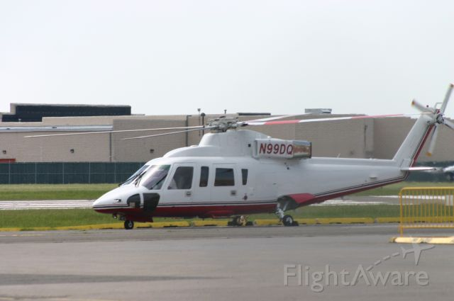 Sikorsky S-76 (N99DQ)