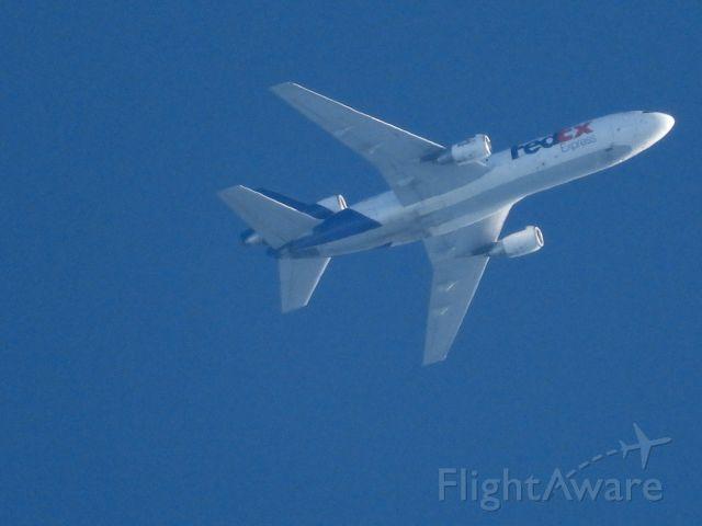 McDonnell Douglas DC-10 (N321FE) - FDX986br /05/06/21